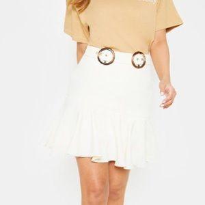 PrettyLittleThing skirt